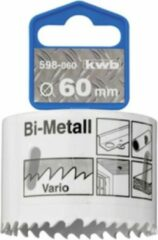 KWB Gatenzaag HSS Bi-metaal 598-083 - Ø 83 mm