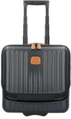 Capri 2-Rollen Businesstrolley 42 cm Laptopfach Bric's black