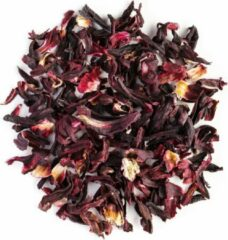 Valley of Tea Hibiscus Bloem Bio Kruiden Thee 100g
