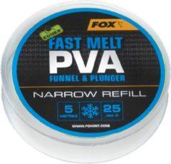 """""""Fox Edges Refill Fast Melt Narrow - 25mm - 5m - """""""
