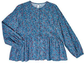 Afbeelding van Blauwe Blouse Pepe jeans ISA