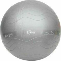 Q4Life Gymnastiekbal + Pomp - Ø 65 cm| Opblaasbaar | Gymbal | Gymnastiekbal | Sport | Fitnessballen | Fitnessmateriaal | Fitness Bal Tegen Rugpijn | Turquoise