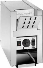 Zwarte Milantoast conveyor toaster