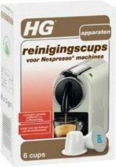 HG Reiniger Reinigingscups Nespressomachines 678000100