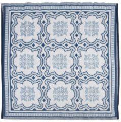 Esschert Design Buitenkleed Tweezijdig Vierkant - Portugees