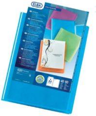Bruna Showmap Elba Polyvision 40-tassen blauw