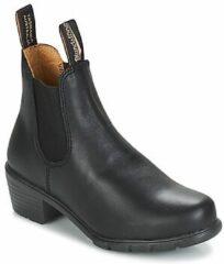 Zwarte Laarzen Blundstone WOMEN'S HEEL BOOT