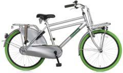 24 Zoll Popal Daily Dutch Basic 2488 Jungen Fahrrad Popal grau-grün
