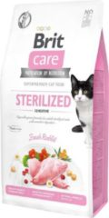 Brit Care Kat Sterilized Sensitive Grain-Free 7kg