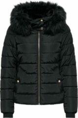 Zwarte Only Onlcamilla Quilted Jacket Cc Otw 15204607 Black
