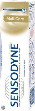 Afbeelding van Sensodyne Tandpasta 75 ml Multi Care 6 stuks