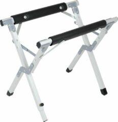 Grijze Bo-Camp Koelboxstandaard - Verstelbaar - Aluminium