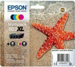 Epson Cartridge Multipack Zwart + Kleur (4 Stuks)