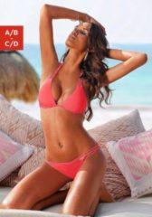 Bruno Banani Triangel-Bikini mit Zierperlen