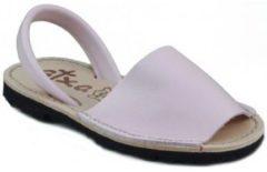 Roze Slippers Arantxa MENORQUINA DE
