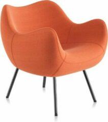 Oranje Vzór Design Fauteuil / Stoel RM58 SOFT Synergy-04