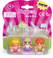 Speelfiguur Pinypon kids en babies