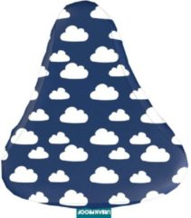 URBAN PROOF UP Zadelhoes Wolken blauw