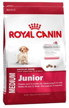 Afbeelding van Royal Canin Shn Medium Puppy - Hondenvoer - 15 kg - Hondenvoer