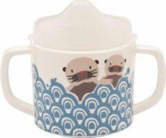 Blauwe SugarBooger Sugar Booger - Drinkbeker Baby Otter