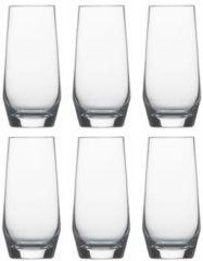 Transparante Schott Zwiesel Pure Longdrinkglas Groot - 540 ml - 6 stuks