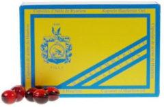 De Koning Tilly Haarlemmerolie - 40 Capsules - Voedingssupplement