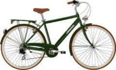 28 Zoll Herren City Fahrrad 6 Gang Adriatica... grün, 50cm