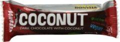 BonVita Choco Cocos Reep Puur (1 Reep van 40 gr)