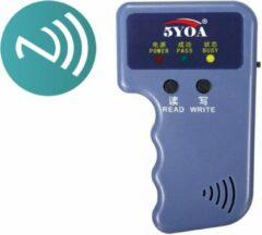 Blauwe NFCW.nl RFID reader writer