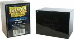 Arcane Tinmen Dragon Shield Deckbox Black