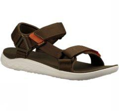Groene Teva Terra-Float 2 Universal sandalen heren olijf groen/wit