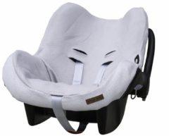 Zilveren Baby's Only Autostoelhoes Maxi Cosi Classic Zilvergrijs