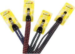 Bibia snelbinder Quattro Strong 28 inch elastaan/nylon rood/wit