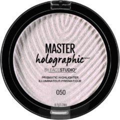 Zilveren Maybelline Master Holographic Highlighter 50