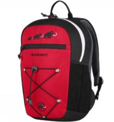 MAM - Mammut First Zip 8L Rugzak Junior Zwart/Middenrood