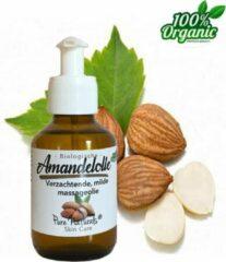 Amandelolie 100 ml - Biologisch - Koudgeperst - Ongeraffineerd - Puur - Pure Naturals