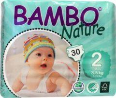 Bambo Nature Babyluiers mini 2 3-6 kg 30 stuks