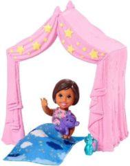 Barbie Skipper Babysitters INC Speelset