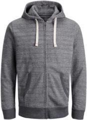 JACK & JONES Mélange Sweatshirt Men Grey