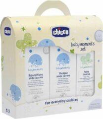 Chicco, badschuim, schampoo en verzorgden creme voor de baby