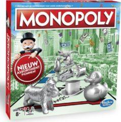 Hasbro Bordspel Monopoly Classic - Vernieuwde versie