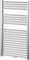 Designradiator Haceka Gobi Adoria 59x111 cm Chroom 6-Punts Aansluiting (395 Watt)