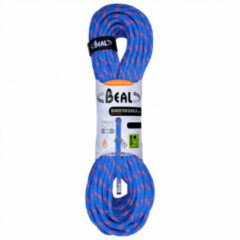 Beal - Booster III 9,7 mm - Enkeltouw maat 80 m blauw