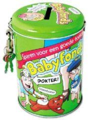Paper Dreams Spaarpot Babyfonds Ijzer 7,5 X 11 Cm