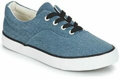 Blauwe Lage Sneakers André FUSION