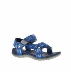 Lichtblauwe Teva Sandaal 100894 licht blauw