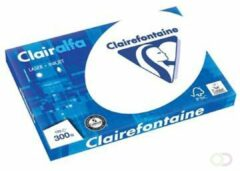 Witte Clairefontaine Clairalfa presentatiepapier A3 300 g pak van 125 vel