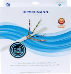 Hirschmann INKA CAT 6 Dca/20 m - CAT 6 UTP, 20 m doos, wit, shop, CPR klasse Dca