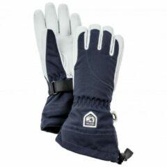 Hestra - Women's Heli Ski 5 Finger - Handschoenen maat 5, zwart/grijs/blauw