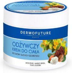 DermoFuture Nourishing Body Cream, 300 ml, maakt uw huid mooi glad en zacht
